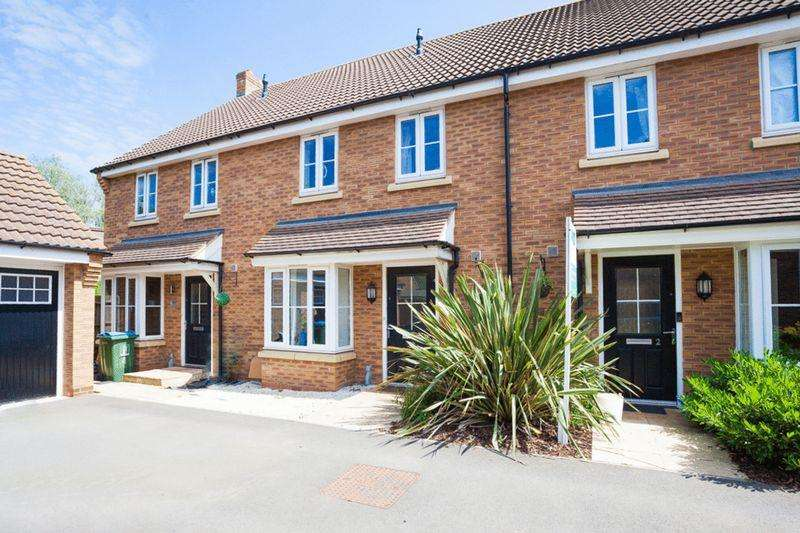 3 Bedrooms Terraced House for sale in Red Kite View, Calvert Green