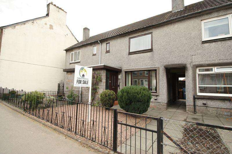 2 Bedrooms Terraced House for sale in 165 West Stirling Street, Alva