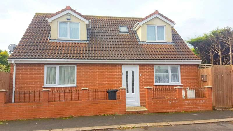 2 Bedrooms Detached House for sale in Cranleigh Road Whitchurch Bristol BS14