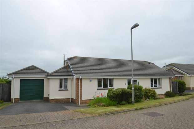2 Bedrooms Detached Bungalow for sale in Frithelstock, Torrington, Devon
