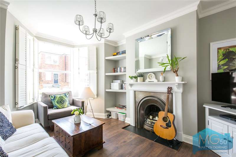4 Bedrooms Terraced House for sale in Holly Park Road, Friern Barnet, London, N11
