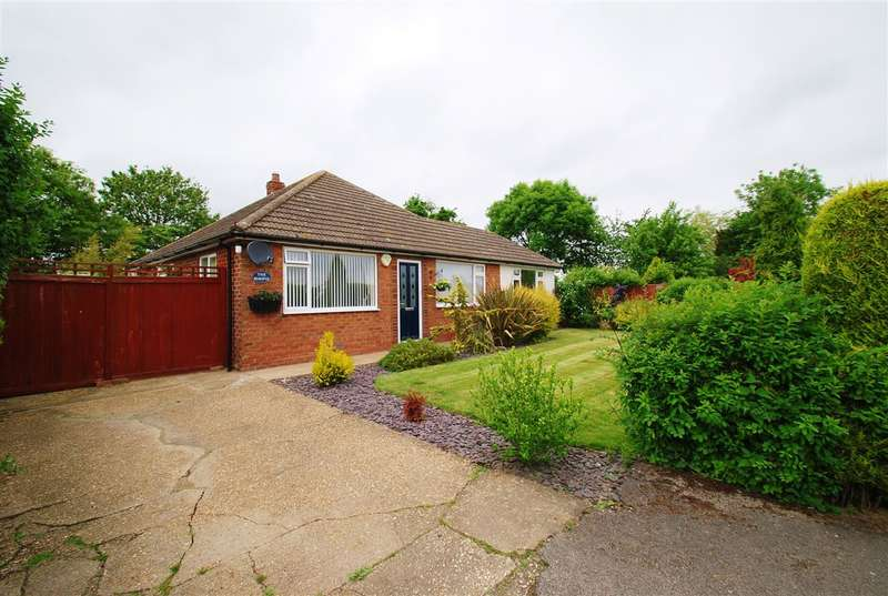 3 Bedrooms Bungalow for sale in Middlemarsh Road, Burgh Le Marsh