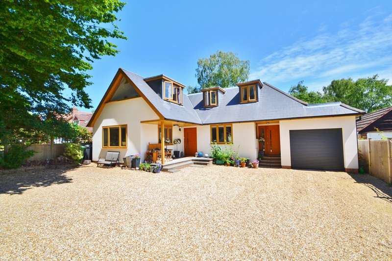 4 Bedrooms Detached House for sale in Hiltingbury
