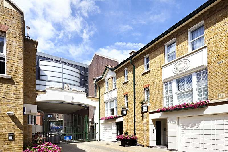 3 Bedrooms Mews House for sale in Charles II Place, Chelsea, London, SW3