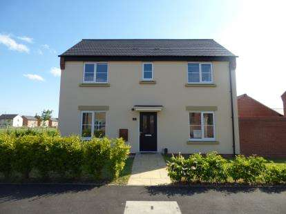 3 Bedrooms Detached House for sale in Merevale Way, Stenson Fields, Derby, Derbyshire