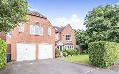 5 Bedrooms Detached House for sale in Bars Hill, Costock, Loughborough, Leicestershire