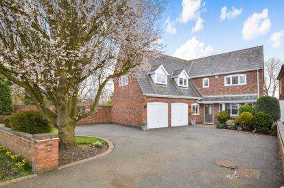 5 Bedrooms Detached House for sale in Welford Road, Wigston, Leicestershire