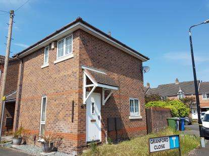 2 Bedrooms Link Detached House for sale in Bridgewater Road, Altrincham, Greater Manchester, .