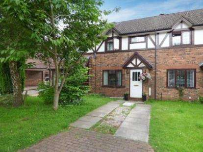 3 Bedrooms Terraced House for sale in Ivychurch Mews, Runcorn, Cheshire, WA7