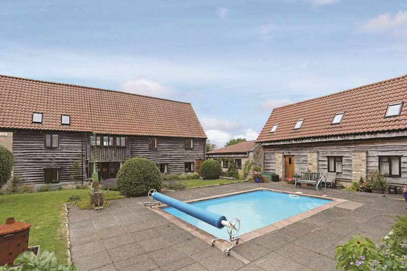 5 Bedrooms Country House Character Property for sale in Rodley, Westbury-On-Severn