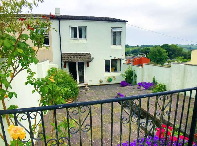 3 Bedrooms End Of Terrace House for sale in Home Park, Ashburton