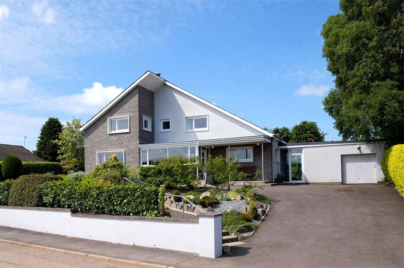 4 Bedrooms Detached House for sale in Druimasaille, 38 Nelson Terrace, Keith, Moray, AB55