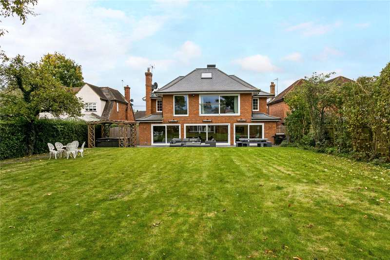 5 Bedrooms Detached House for sale in Wycombe Road, Marlow, Buckinghamshire, SL7