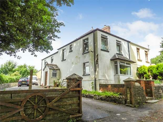 3 Bedrooms Semi Detached House for sale in Fairyland Road, Tonna, Neath, West Glamorgan