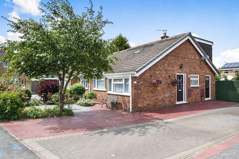 3 Bedrooms Semi Detached House for sale in Merlin Crescent, Burton-on-Trent, DE14