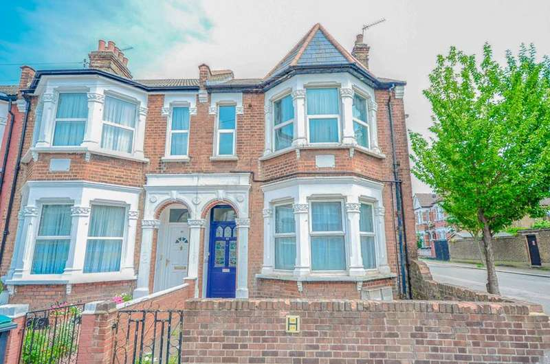 2 Bedrooms Flat for sale in Broadwater Road, London, N17