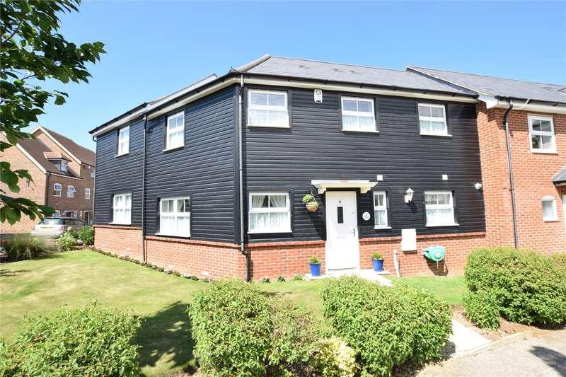3 Bedrooms Terraced House for sale in Harrier Way, Bracknell, Berkshire, RG12
