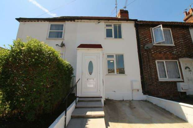 2 Bedrooms Terraced House for sale in Whitley Street, Reading