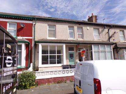 5 Bedrooms Flat for sale in Warley Road, Blackpool, Lancashire, FY1