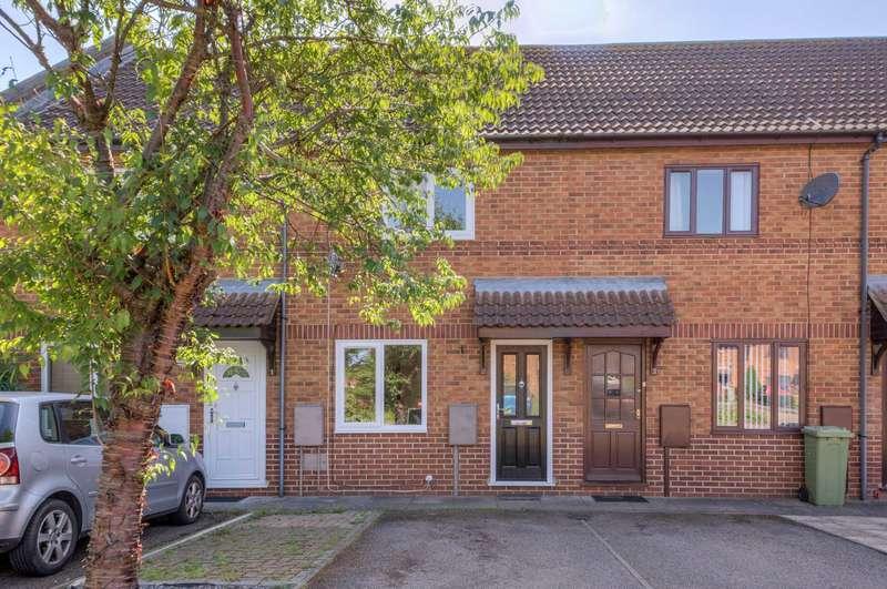 2 Bedrooms Terraced House for sale in Onslow Court, Milton Keynes