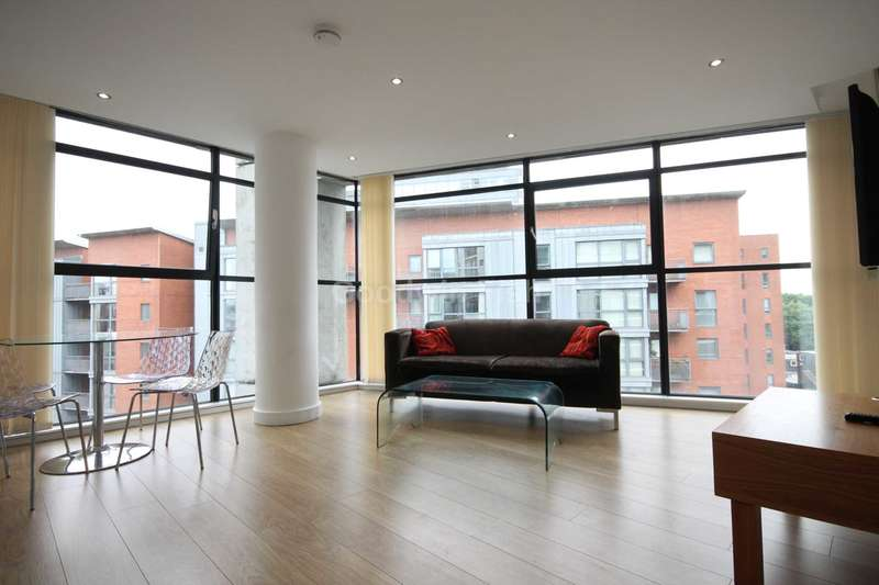 2 Bedrooms Apartment Flat for sale in Hill Quays , 8 Commercial Street, Southern Gateway