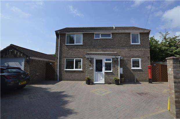 4 Bedrooms Detached House for sale in Brookfield Road, BS34 6NF