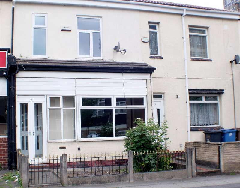4 Bedrooms Terraced House for sale in Lower Monton Road, Eccles, Manchester