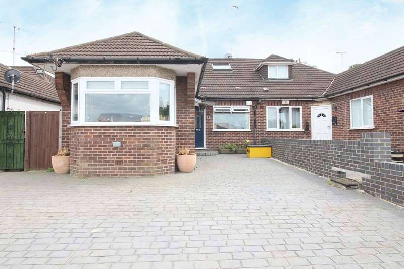 4 Bedrooms Chalet House for sale in Pick Hill, Waltham Abbey