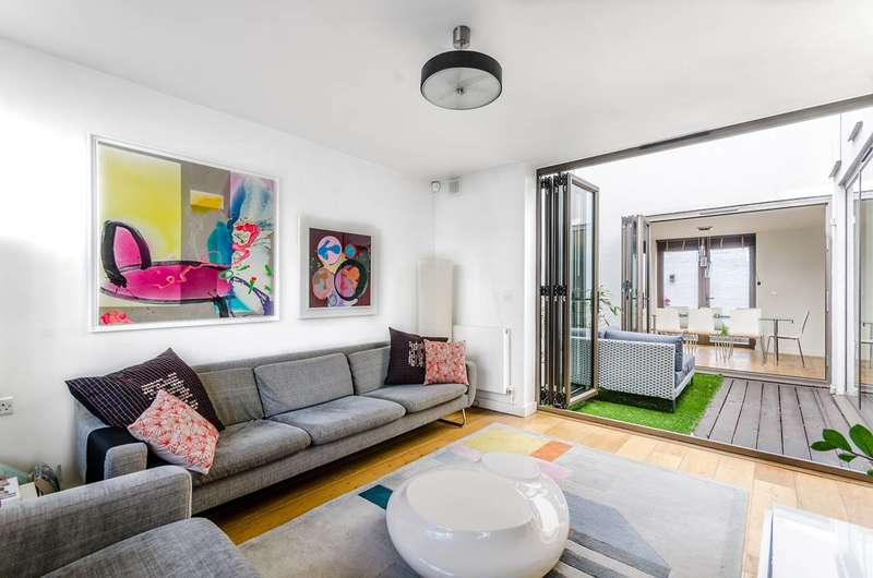 4 Bedrooms House for sale in Tranmere Road, Earlsfield, SW18