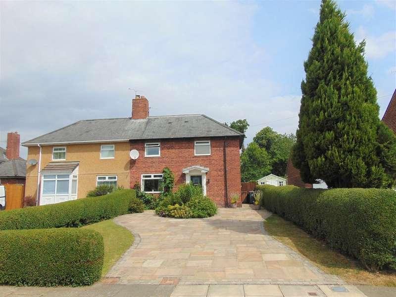 3 Bedrooms Semi Detached House for sale in Ferns Road, Bebington CH63
