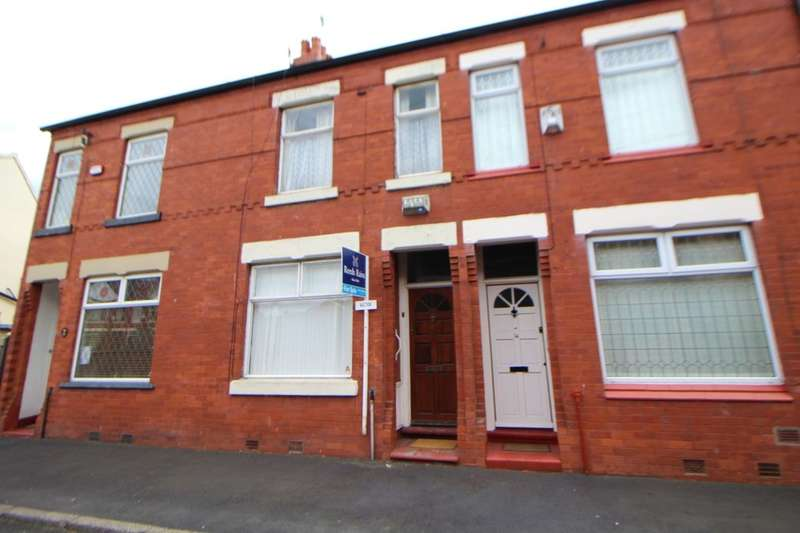 2 Bedrooms Terraced House for sale in St. Agnes Street, Reddish, Stockport, SK5