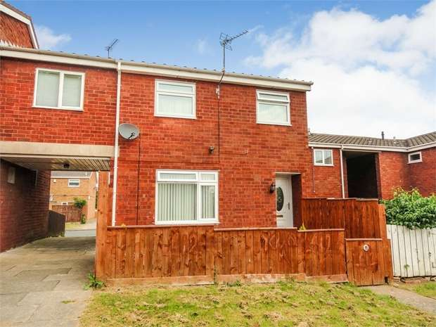 3 Bedrooms Terraced House for sale in Mallaig View, Stockton-on-Tees, Durham