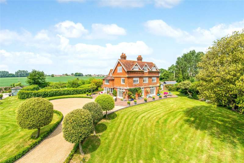 7 Bedrooms Detached House for sale in Barcombe Mills Road, Barcombe, Lewes, East Sussex, BN8