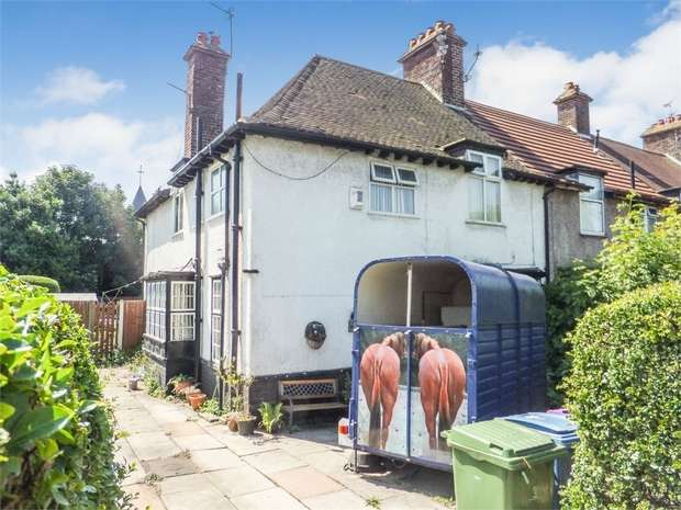 4 Bedrooms Semi Detached House for sale in Thingwall Road, Liverpool, Merseyside