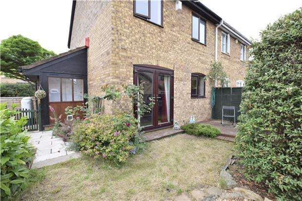 1 Bedroom Semi Detached House for sale in Park Farm Court, Longwell Green, BS30 7EE