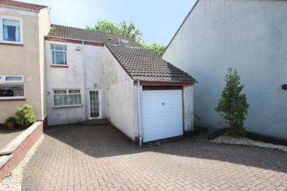 3 Bedrooms End Of Terrace House for sale in Hillshaw Foot, Bourtreehill South, Irvine, North Ayrshire
