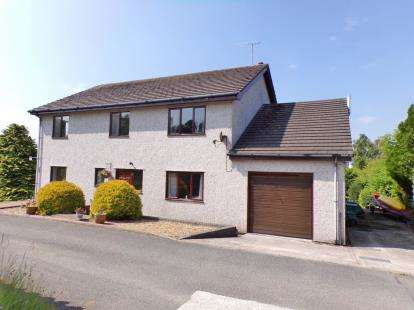 5 Bedrooms Detached House for sale in Ffordd Trwyn Swch, Llanddoged, Llanrwst, Conwy, LL26