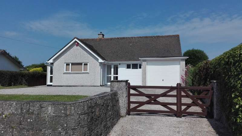 3 Bedrooms Detached Bungalow for sale in 153 Bodmin Road