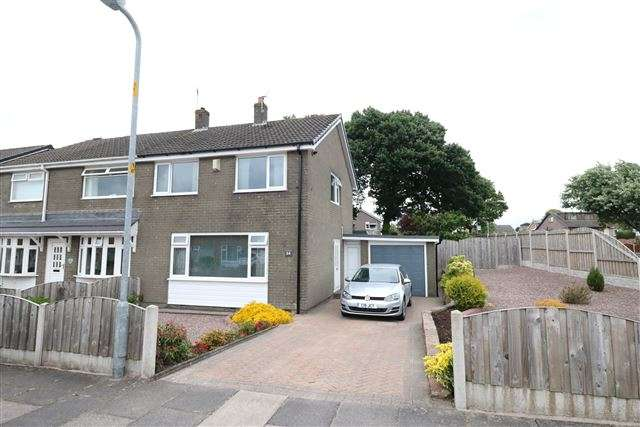 3 Bedrooms Semi Detached House for sale in Holmrook Road, Carlisle, Cumbria, CA2 7TG