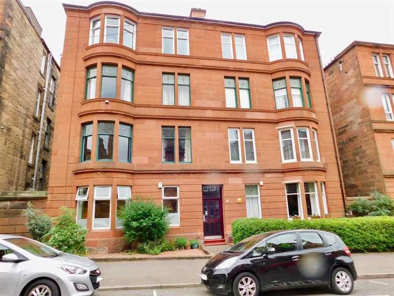 2 Bedrooms Flat for sale in Lochside Street, Shawlands, Glasgow