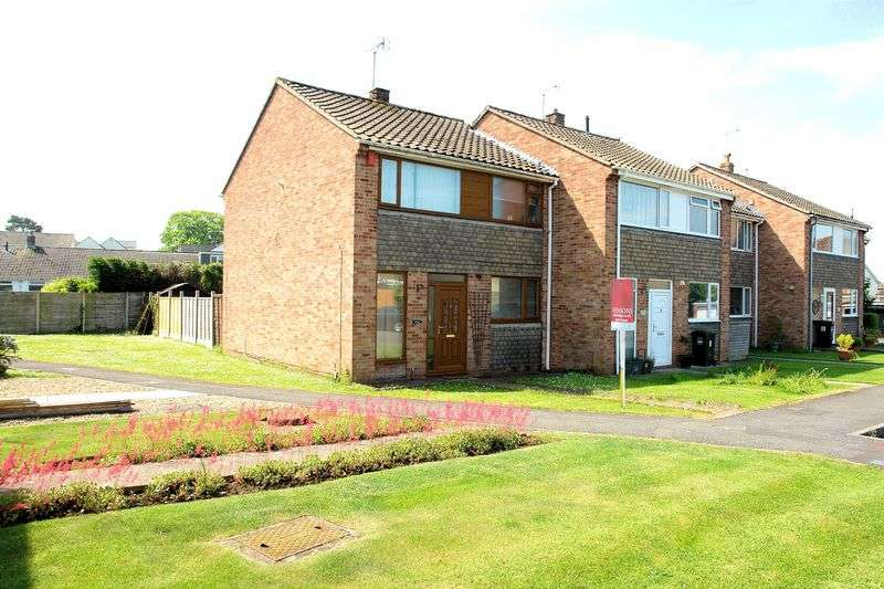 3 Bedrooms Property for sale in Eastway Close, Nailsea