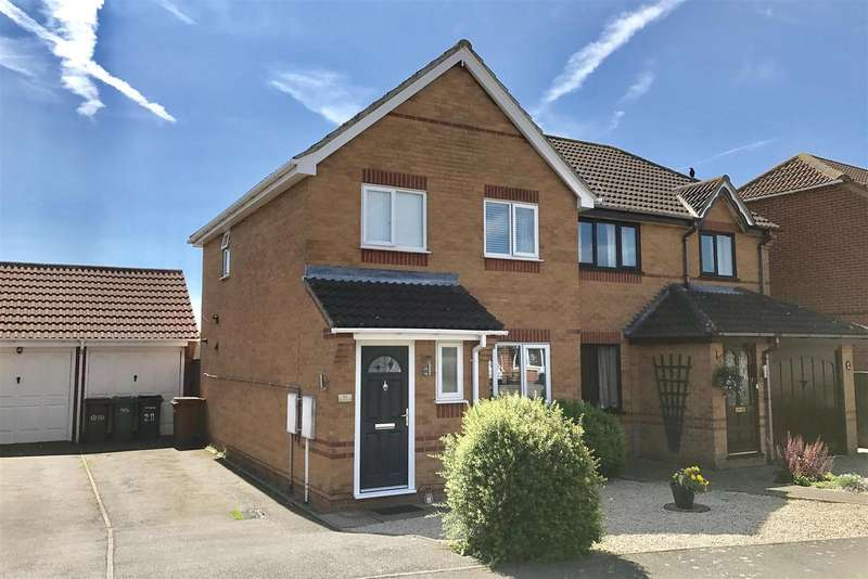 3 Bedrooms Detached House for sale in Torrance Drive, Melton Mowbray