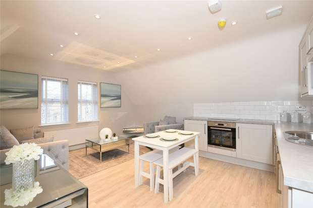 2 Bedrooms Flat for sale in Lansdowne Road, Bedford