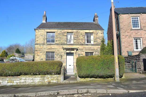 2 Bedrooms Cottage House for sale in Steeple Grange, Wirksworth, Matlock, DE4