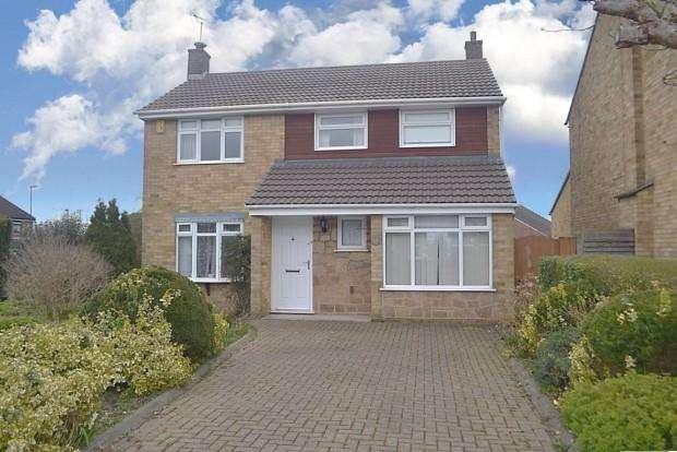 3 Bedrooms Detached House for sale in Napier Close, Mickleover, Derby, DE3