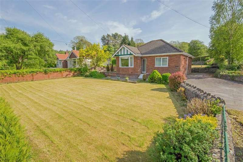 2 Bedrooms Detached Bungalow for sale in Cadole, Mold