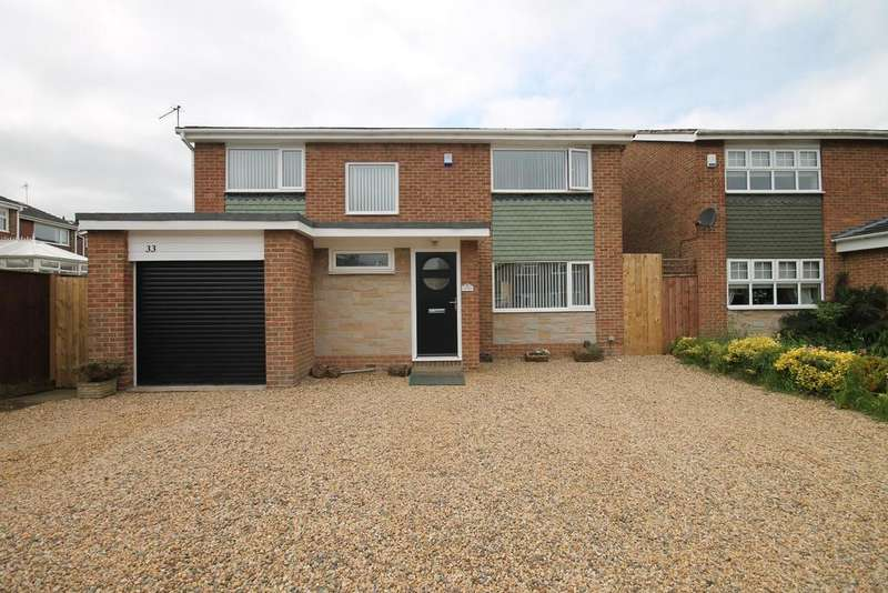 4 Bedrooms Detached House for sale in Maidstone Drive, Marton-In-Cleveland, Middlesbrough