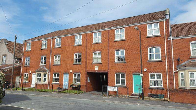 2 Bedrooms Apartment Flat for sale in Stanley Street South, Bristol