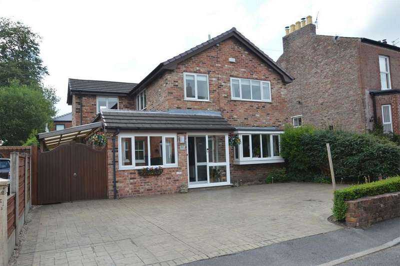 4 Bedrooms Detached House for sale in Oak Road, SALE, Cheshire