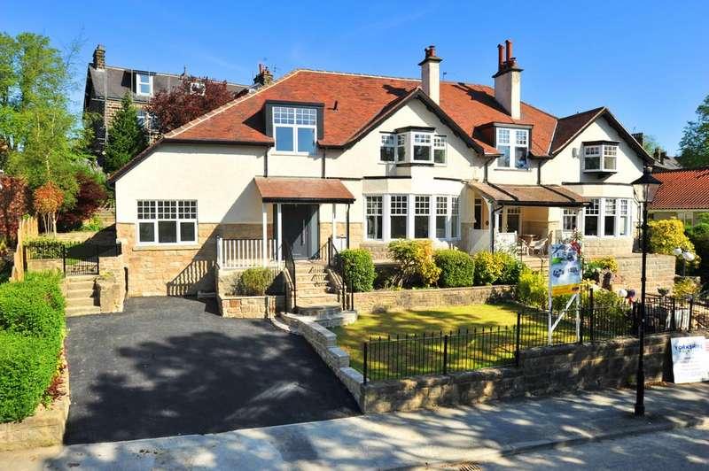 5 Bedrooms Semi Detached House for sale in Brunswick Drive, Harrogate
